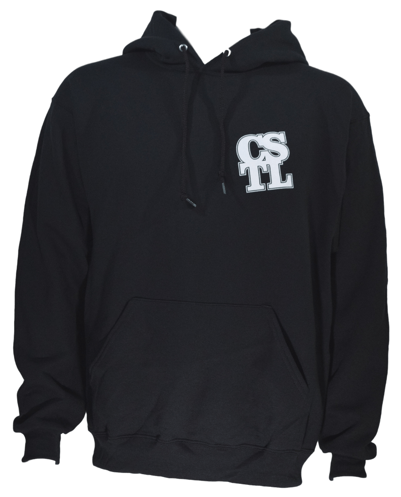 CSTL LOGO MEN'S COASTAL RIDERS HOODY - Coastal Riders