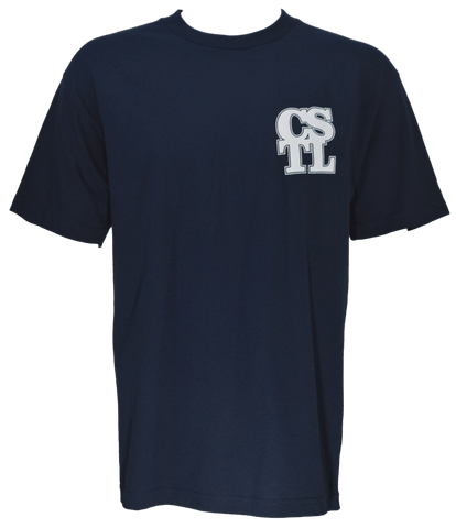 CSTL MEN'S LOGO TEE - Coastal Riders