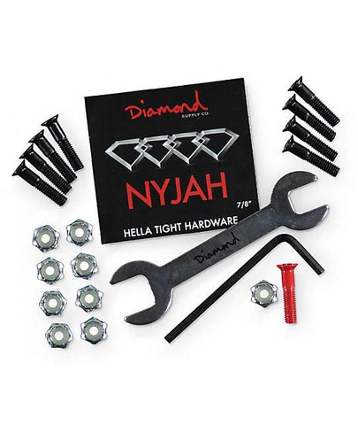 DIAMOND NYJAH HUSTON HARDWARE