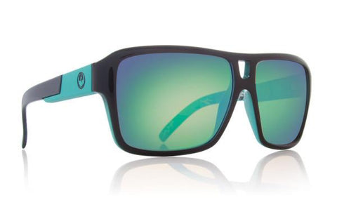 DRAGON THE JAM OWEN WRIGHT FRAME WITH GREEN ION LENS SUNGLASSES