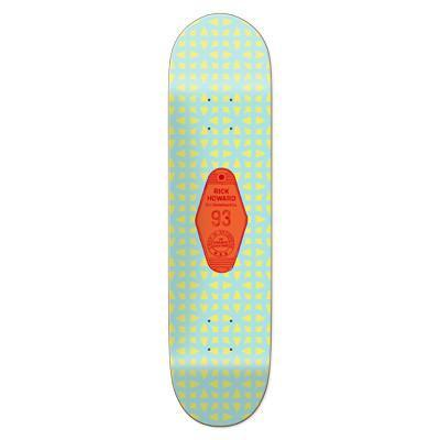 GIRL LA8 X ART DUMP HOWARD SKATEBOARD DECK 8.375