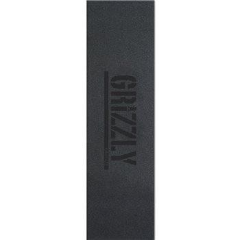 GRIZZLY BLACK STAMP GRIP SHEET