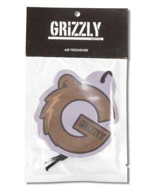 GRIZZLY G LOGO AIR FRESHENER