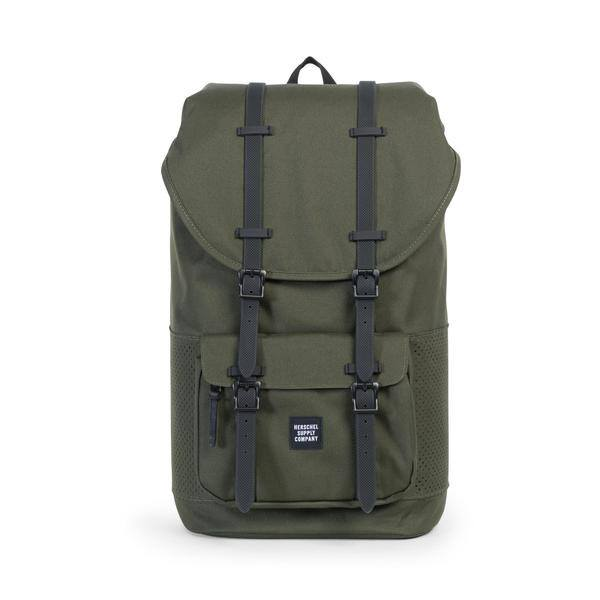 HERSCHEL LIL AMERICA POLY PERF BACKPACK
