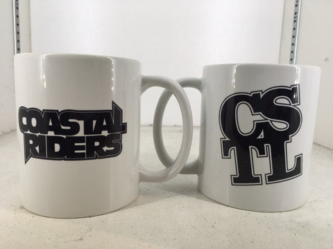 COASTAL RIDERS CSTL COFFEE MUG