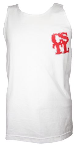 COASTAL MEN'S CSTL LOGO TANK - Coastal Riders