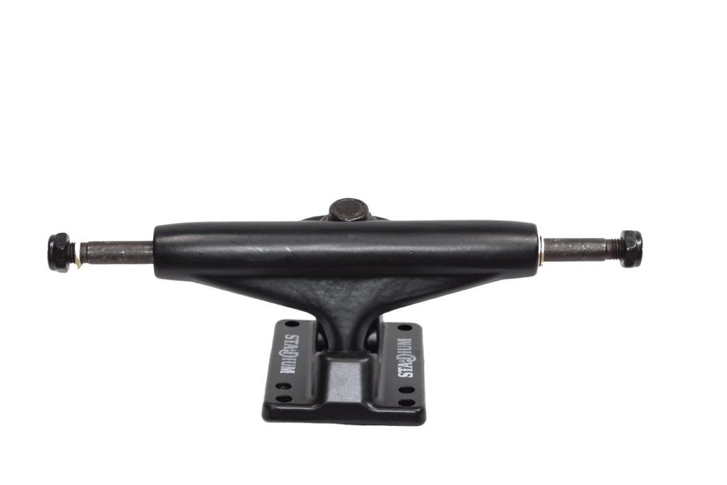 STADIUM SKATEBOARD TRUCKS BLACK