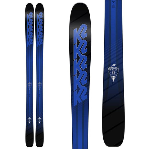 K2 MENS PINNACLE 88 SKIS 2018