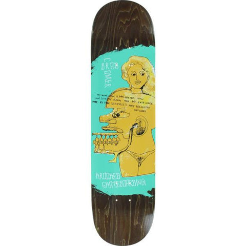 KROOKED NETWORK CROMER DECK 8.06