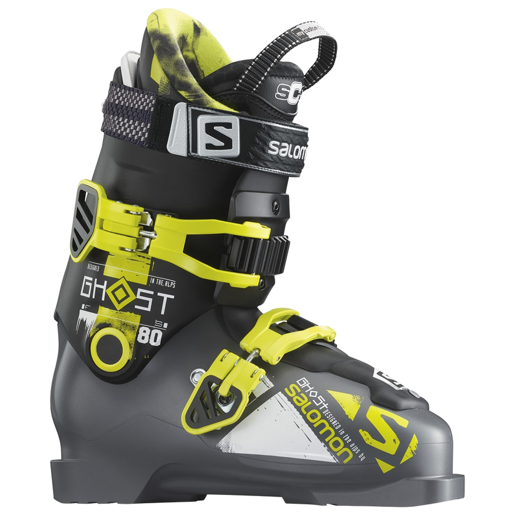 SALOMON GHOST FS 80 SKI BOOTS 2017
