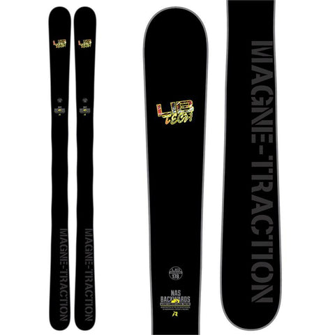 LIB TECH MENS BACKWARDS SKIS