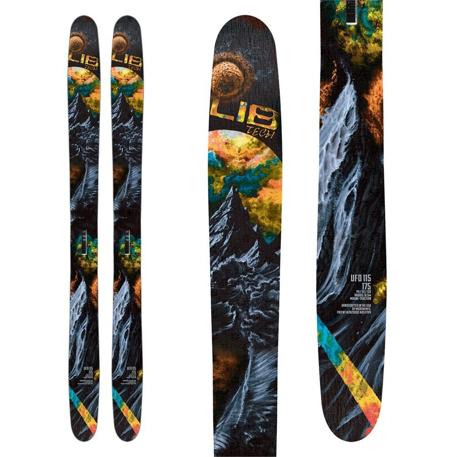 LIB TECH MENS UFO 115 SKIS 2018