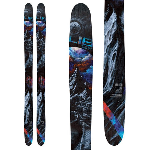 LIB TECH MENS UFO 100 SKIS 2018