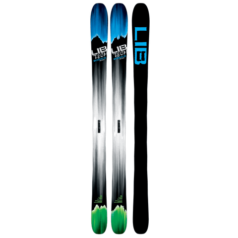 LIB TECH MENS WRECKREATE 100 SKIS 2017