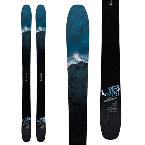 LIB TECH MENS WRECKREATE 110 SKIS 2018