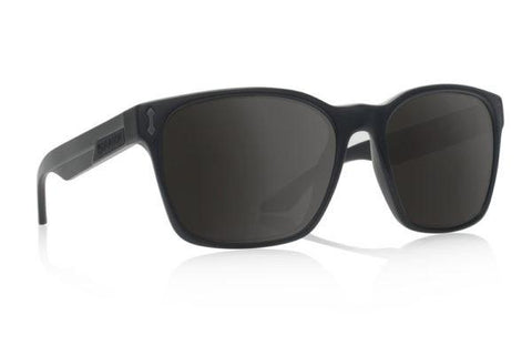 DRAGON H2O LIEGE MATTE BLACK FRAME WITH GREY POLARIZED LENS SUNGLASSES
