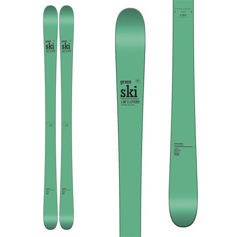 LINE MENS HONEY BADGER SKIS 2017
