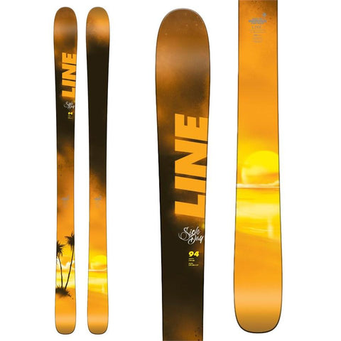 LINE MENS SICK DAY 94 SKIS 2018