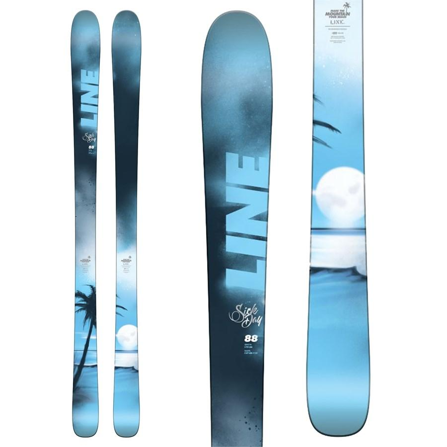 LINE MENS SICK DAY 88 SKIS 2018