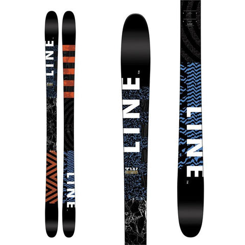 LINE MENS WALLISCH SKIS 2017