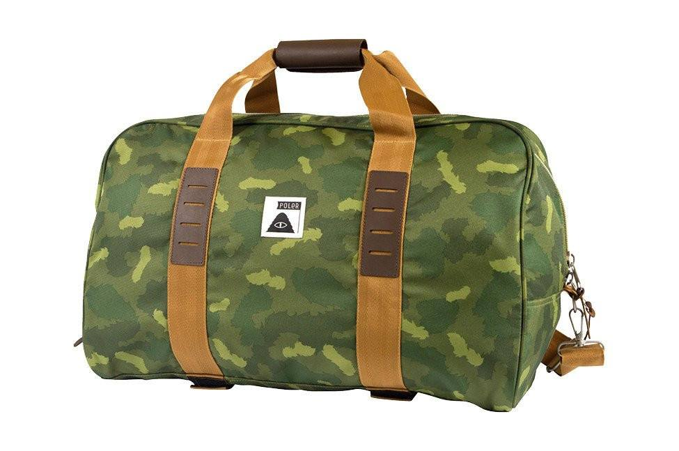 POLER CARRY-ON DUFFEL BAG