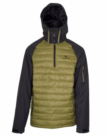 RIP CURL MENS SLUSHY SNOW JACKET 2018