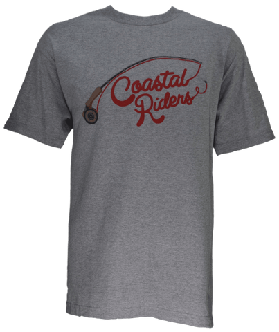 CSTL MEN'S REEL TALK TEE - Coastal Riders