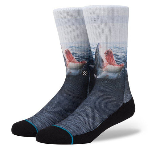 STANCE MEN'S BL LANDLORD SOCK