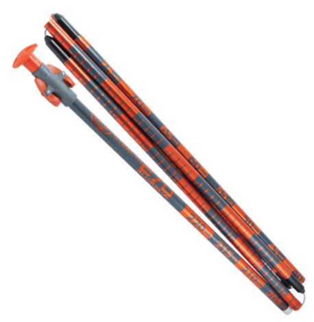 BCA STEALTH 270 ORANGE AVALANCHE PROBE