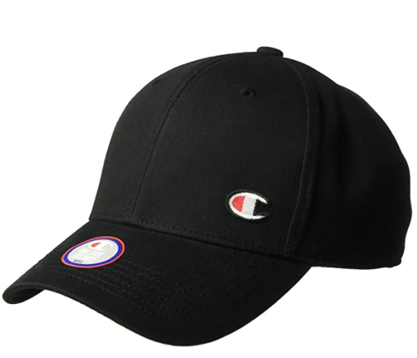 "Champion Classic ""C"" Patch Twill Hat"
