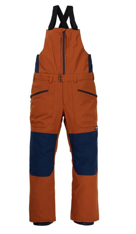 Burton Men's Reserve Bib Snow Pants 2021