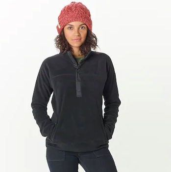 Burton Women's Hearth Fleece Pullover