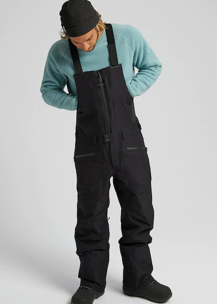 Burton Men's Reserve Bib Gore-Tex Snow Pants 2021