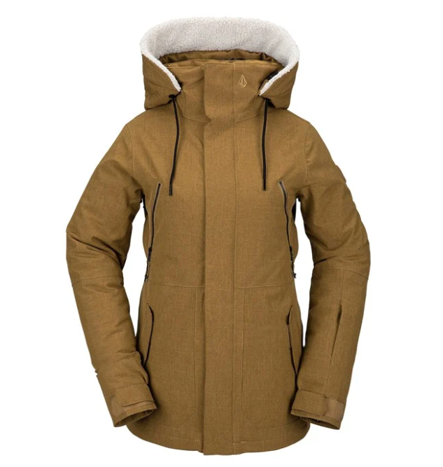 Volcom Women's Shrine Insulated Snow Jacket 2021