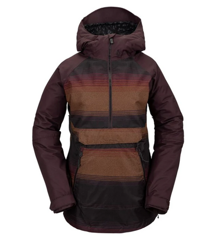 Volcom Women's Mirror Pullover Snow Jacket 2021