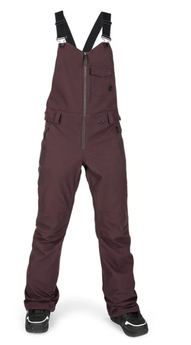 Volcom Women's Swift Bib Overall Snow Pants 2021