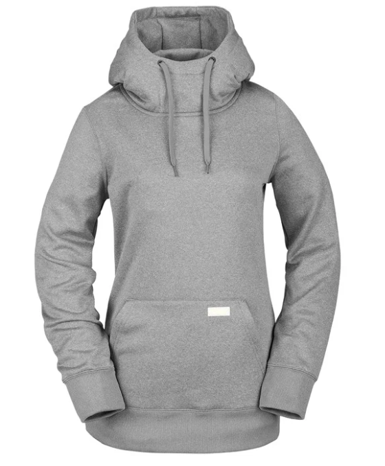 Volcom Women's Yerba Pullover Fleece Tech Hoody