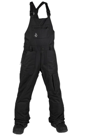 Volcom Boy's Barkley Bib Overall Snow Pants 2021