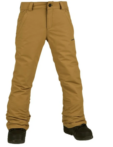Volcom Boy's Freakin Snow Chino Pants 2021