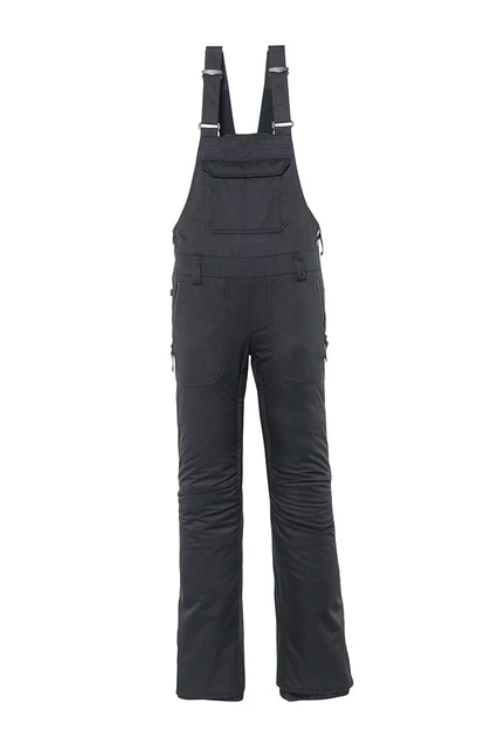 686 Women's Black Magic Insulated Bib Snow Pants 2021