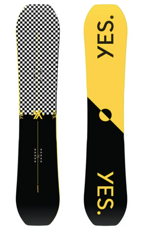 Yes Men's Jackpot Snowboard 2021