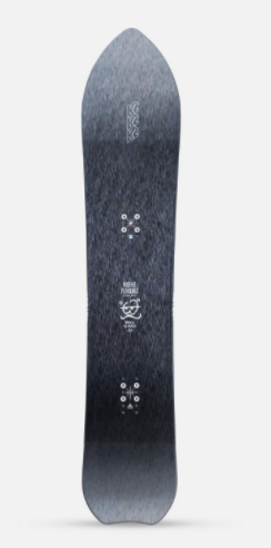 K2 Men's Niseko Pleasures Snowboard 2021