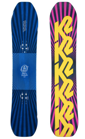 K2 Men's Party Platter Snowboard 2021
