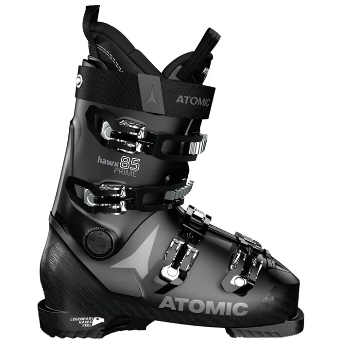 Atomic Women's Hawx Prime 85 Skis Boots 2021