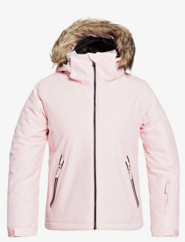 Roxy Girl's American Pie Snow Jacket 2021
