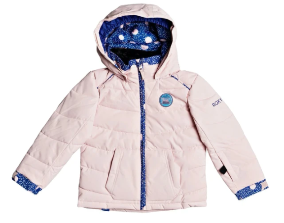 Roxy Girl's Anna Snow Jacket 2021