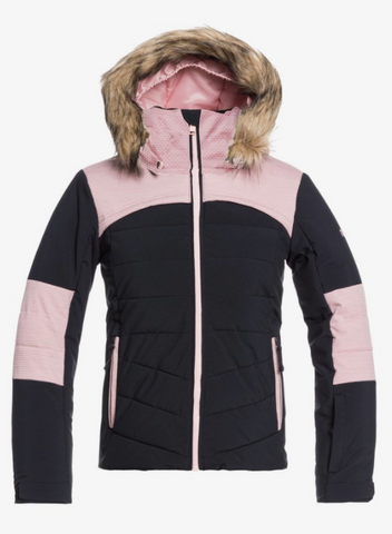 Roxy Girl's Bamba Snow Jacket 2021