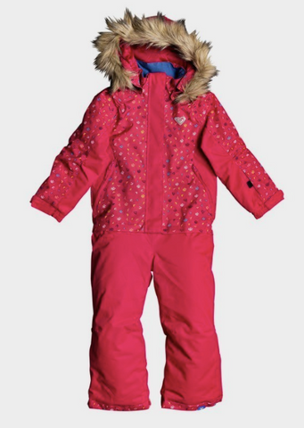 Roxy Girl's Paradise Snow Suit 2021