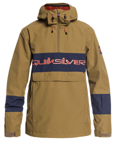 Quiksilver Men's Steeze Snow Jacket 2021