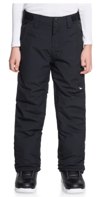 Quiksilver Boy's Estate Snow Pants 2021
